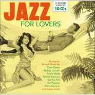 Various Artists, Jazz For Lovers [Box Set] (CD)
