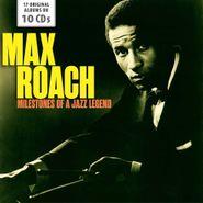 Max Roach, Milestones Of A Jazz Legend [Box Set] (CD)