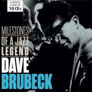 Dave Brubeck, Milestones Of A Jazz Legend [Box Set] (CD)