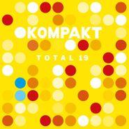 Various Artists, Kompakt Total 19 (LP)