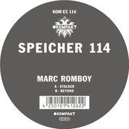 "Marc Romboy, Speicher 114 (12"")"