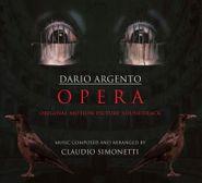 Claudio Simonetti, Opera [OST] (LP)