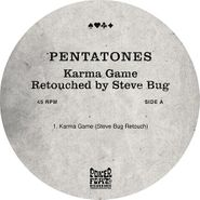 "Pentatones, Karma Game - Retouched by Steve Bug (12"")"