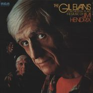 The Gil Evans Orchestra, The Gil Evans Orchestra Plays The Music Of Jimi Hendrix (LP)