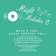 """Move D, House Grooves Vol. 1 (12"""")"""