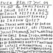 """TV.OUT, Fuck Reality 04 (12"""")"""