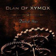 Clan Of Xymox, Darkest Hour [Clear Vinyl] (LP)