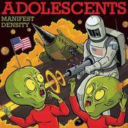 Adolescents, Manifest Destiny (CD)