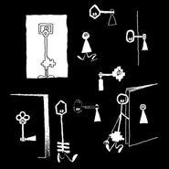 """Christopher Rau, The Keys (12"""")"""