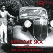 Various Artists, Kentone Ska From Federal Records: Skalvouvia 1963-1965 (CD)
