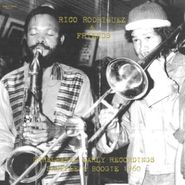 "Rico Rodriguez, Unreleased Early Recordings: Shuffle & Boogie 1960 (10"")"