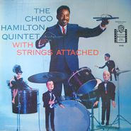 The Chico Hamilton Quintet, With Strings Attached [Japan Limited Release] (CD)
