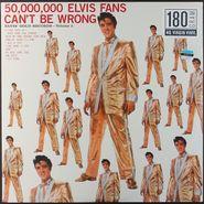 Elvis Presley, 50,000,000 Elvis Fans Can't Be Wrong [180 Gram Vinyl] (LP)