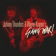 Johnny Thunders, Gang War! [Record Store Day Colored Vinyl] (LP)