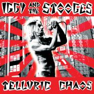 Iggy & The Stooges, Telluric Chaos [Black Friday Red/White Vinyl] (LP)