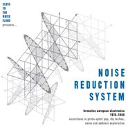 Various Artists, Noise Reduction System: Formative European Electronica 1974-1984 [Box Set] (CD)