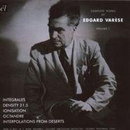Edgard Varèse, Varese: Complete Works Vol. 1 (CD)
