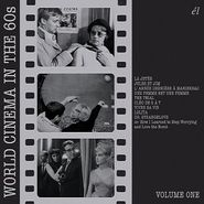 Various Artists, World Cinema In The 60s: Volume One (CD)