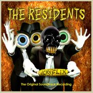 The Residents, Icky Flix: The Original Soundtrack Recording [Record Store Day Colored Vinyl] (LP)
