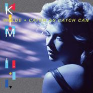 Kim Wilde, Catch As Catch Can [Blue Vinyl] (LP)