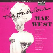 Mae West, The Fabulous Mae West (CD)