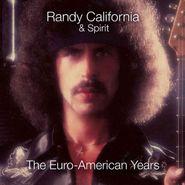 Randy California, The Euro-American Years [Box Set] (CD)