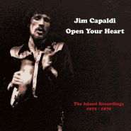 Jim Capaldi, Open Your Heart: The Island Recordings 1972-1976 (CD)
