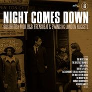 Various Artists, Night Comes Down: 60 British Mod, R&B, Freakbeat & Swinging London Nuggets (CD)