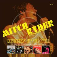 Mitch Ryder & The Detroit Wheels, Sockin' It To You: The Complete Dynovoice / New Voice Recordings (CD)