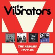 The Vibrators, The Albums 1979-85 [Box Set] (CD)