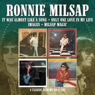 Ronnie Milsap, It Was Almost Like A Song / Only One Love In My Life / Images / Milsap Magic (CD)