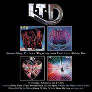 L.T.D., Something To Love / Togetherness / Devotion / Shine On (CD)