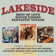 Lakeside, Shot Of Love / Rough Riders / Fantastic Voyage (CD)