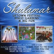 Shalamar, Uptown Festival / Disco Gardens / Big Fun (CD)