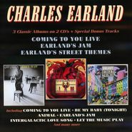 Charles Earland, Coming To You Live / Earland's Jam / Earland's Street Themes (CD)
