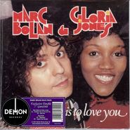 """Marc Bolan, To Know You Is To Love You / Blackjack (7"""")"""