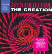 The Creation, Psychedelic Rose [180 Gram Red Vinyl] (LP)