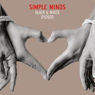Simple Minds, Black & White 050505 [180 Gram White Vinyl] (LP)