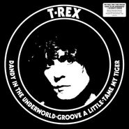 "T. Rex, Dandy In The Underworld [Colored Vinyl] (10"")"