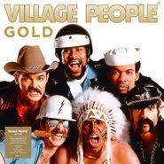 The Village People, Gold [180 Gram Gold Vinyl] (LP)