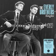 The Everly Brothers, The Singles [180 Gram Blue Vinyl] (LP)
