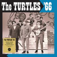 The Turtles, The Turtles '66 [180 Gram Green Vinyl] (LP)