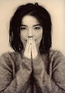 Björk, Debut (Cassette)