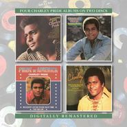 Charley Pride, Amazing Love / Country Feelin' / Pride Of America / Charley (CD)