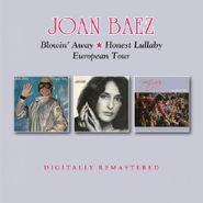 Joan Baez, Blowin' Away / Honest Lullaby / European Tour (CD)