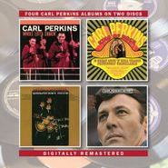 Carl Perkins, Whole Lotta Shakin' / King Of Rock / Greatest Hits / On Top (CD)