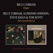 Billy Cobham, Magic / Alivemutherforya (CD)