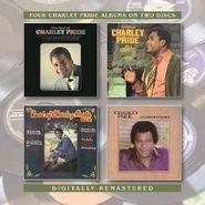 Charley Pride, The Best Of Charley Pride / The Best Of Charley Pride Vol. II / The Best Of Charley Pride Vol. III / Greatest Hits (CD)