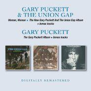 Gary Puckett, Woman, Woman / The New Gary Puckett & The Union Gap Album / The Gary Puckett Album (CD)