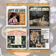 "Jerry Lee Lewis, The Golden Hits Of Jerry Lee Lewis / ""Live"" At The Hamburg Star-Club / The Greatest Live Show On Earth / By Request (CD)"